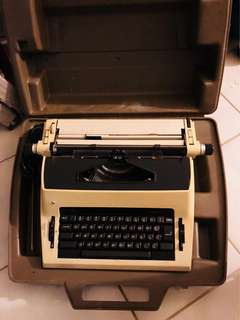 Royal 古董 經典 古典 打字機 1930年代