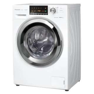 Panasonic 樂聲「愛衫號」前置式洗衣機 (8公斤, 1200轉) (NA-128VG6)