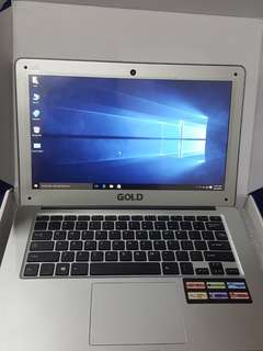 """GOLD MOBILE 13.3"""" Ultrabook PC"""