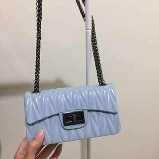 miniso chain bag