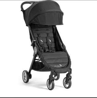City Tour Stroller with travel bag