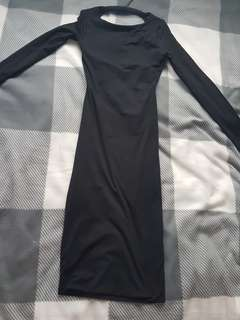Kookai black dress