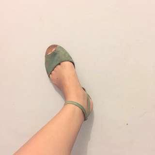 Aldo Suede Sandals