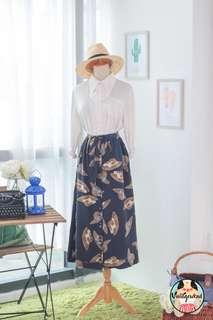 🍿 Vintage Midi Skirt VS1414