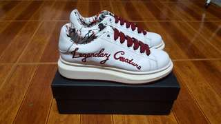 "limited edition alexander mcqueen ""legendary creatures"" sneakers"