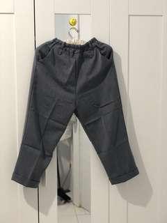 Bangkok Grey Pegged Pants