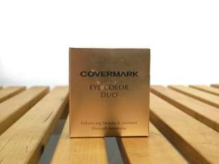 Limited Edition Covermark Duo Eye Color Eyeshadow