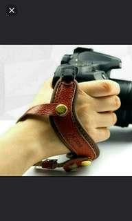 Black DSLR Camera Handstrap BNIB