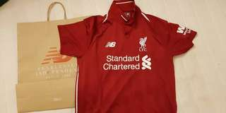 Liverpool Jersey Home 2018 Size M