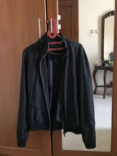 Bomber Zara Man Black