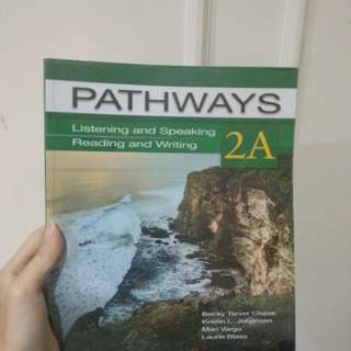 PATHWAYS 2A National Geograpic Learning