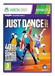 [收]Xbox360 just dance2017