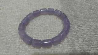薰衣草紫水晶手串
