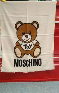 Moschino圍巾 頸巾 絲巾