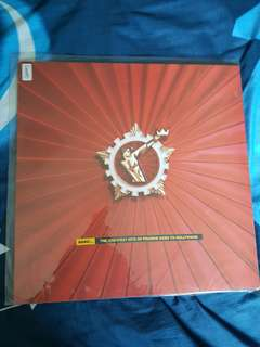 FRANKIE GOES TO HOLLYWOOD GREATEST HITS VINYL LP