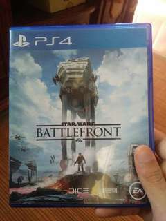 PS4 Star Wars Battlefront murah murah
