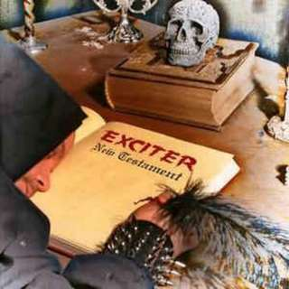 Exciter – New Testament CD
