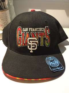 SF Giants SnapBack