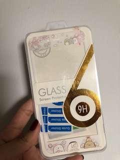 Sumikko gurashi iPhone 6s Plus Tempered Glass