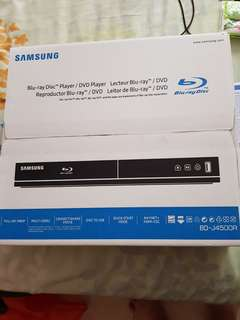 Samsung Blu-ray Player nd j4509r