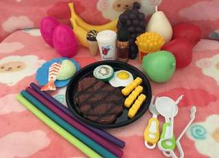 SOFT TOYS/COOKING TOYS/TOYS