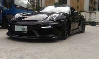 2013年Porsche Boxster2.7 3000cc