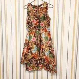 🚚 泰國購入夏日風情洋裝
