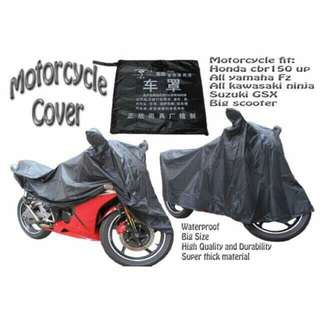 Motorcycle cover big size