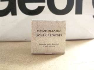 Covermark Limited Edition Light Up Powder