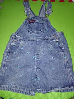 Jumper denim 3-4