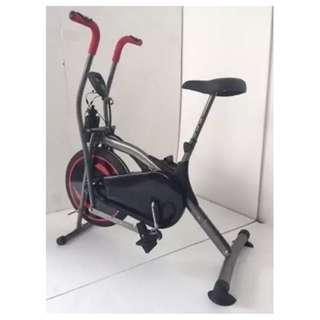 Platinum Bike 2in1 Sepeda Olahraga Fitness Di Rumah Pembakar Kalori