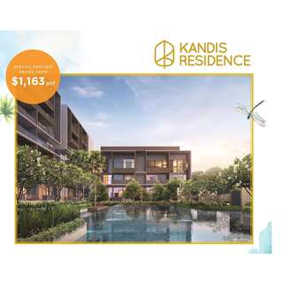 Fire Sales at Kandis Residence with Efficient Layout
