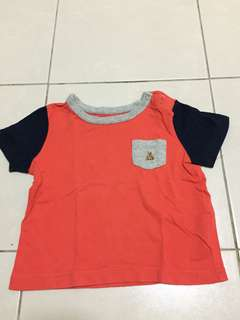 BabyGAP shirt for baby
