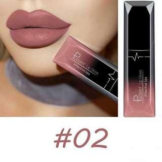 Pudaier '02' Matte Lip Gloss