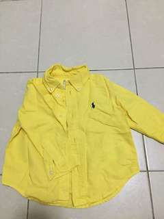 Ralph lauren top for baby