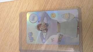 娜璉 TT 專輯卡