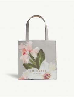 $220 Good Deal 😍包郵 included local postage TED BAKER Chatsworth Bloom small icon shopper
