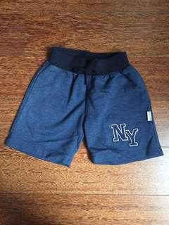 Pleu blue ny shorts