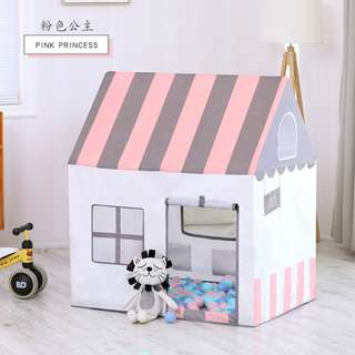 Pink Playhouse Tent