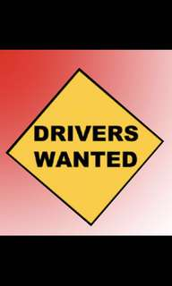 Driver wanted !