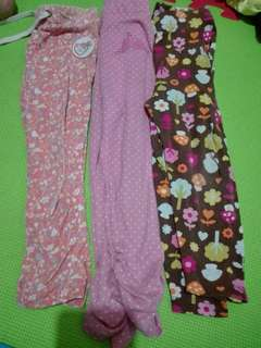 Bundle Pambahay leggings 2-3