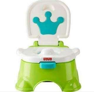 Fisher price royal potty