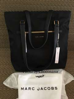 Ready stock: Marc Jacobs lady Trooper nylon tote bag