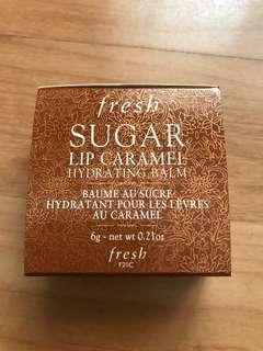 Fresh sugar caramel lip balm