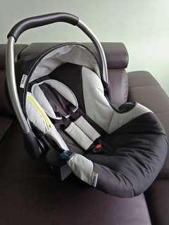 Hauck Baby Car Seat, Zero Plus Comfort