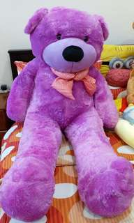 [RAYA PROMO]Korean Teddy Bear 160 CM