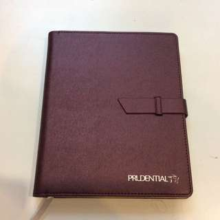Prudential diary (2014)