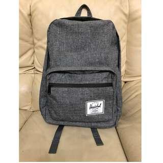 二手 90% 新 Herschel 背包 灰色 Backpack