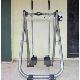 Alat Olahraga Free Style Glider - Alat Fitness Air Walker - Air Walk Murah