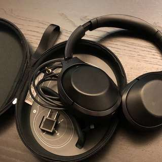 Sony MDR-1000x 99% new